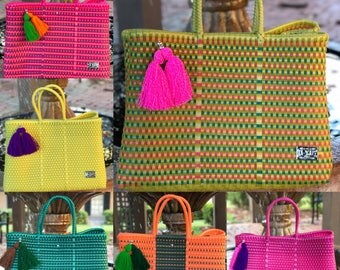 Mexican Bags, Market Totes, Beach Bags