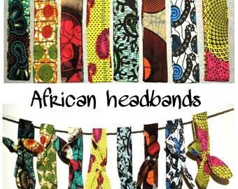 Headband - Baby Headband - Adult Headband - Hippie Headband - African Headband - Colorful Headband - Toddler Headband