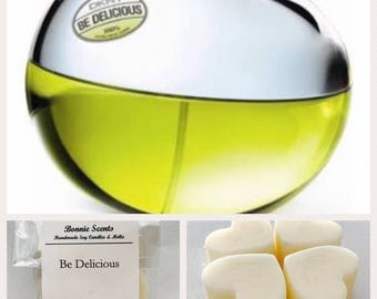 Be Delicious ( dupe )  - Soy Wax Melts - DKNY dupe - Home Fragrance - Party Favour - Gift -