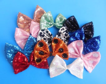 INTERCHANGEABLE BOWS!