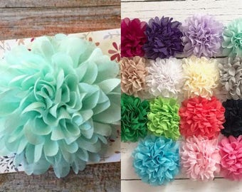 PICK 3 Baby Headbands/Infant Headband/Newborn Headband/Baby Girl Headband/Baby Hair Bow/Toddler Headband/Headbands/Baby Shower Gift/Baby