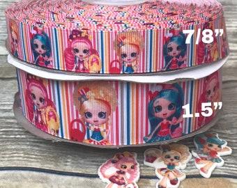 shopkins shoppies grosgrain ribbon