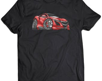 New Acura NSX Koolart 3456 Mens
