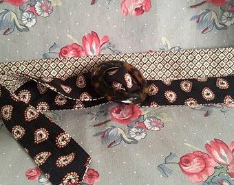 Vintage Vera Bradley Adjustible Belt