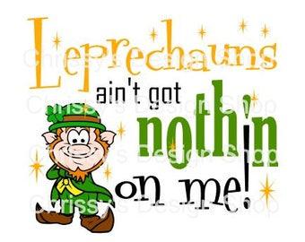leprechaun st patricks day svg / leprechaun clip art / st patties day svg / funny quotes svg / st patricks day clip art / dxf / eps / png