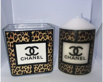 Fashion candle set
