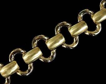 GOLD LINK BRACELET 5092DG173