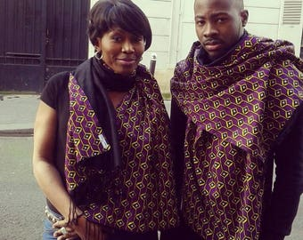 the glaour and wax (scarf) for men and women