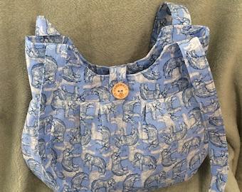 Handmade Elephant Bag