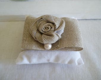 Scented with Lavender decorative pillow