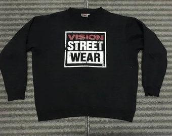 VISION STREET WEAR sweatshirt