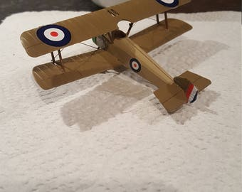 Sopwith Camel WW1 Fighter