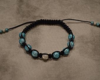 Teal Magical Fairy Bracelet and Box