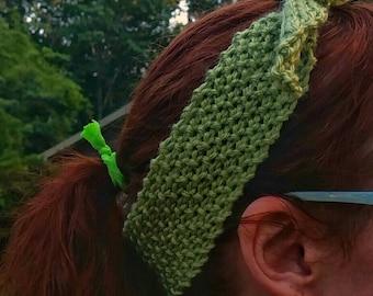 Retro Knitted Headband