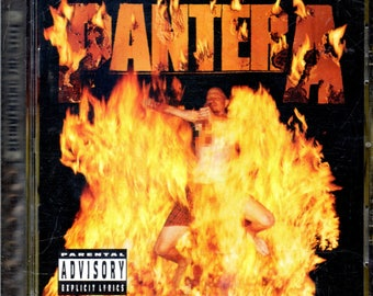 Pantera - Reinventing the Steel [PA] CD - NM