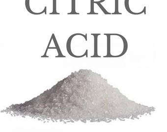 Citric Acid  For Cosmetic Use