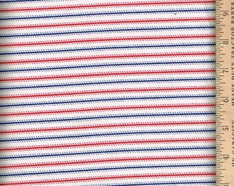 Mary Fons American Flag Stripes