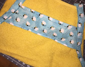 Bath Towel Apron