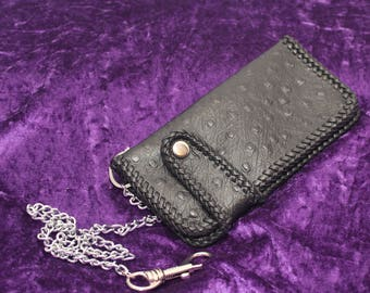 Biker / Guitarist long wallet