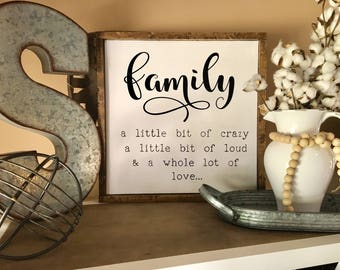 Farmhouse sign, farmhouse decor, boxwood decor, boxwood sign, family sign, family decor, farmhouse family sign, gather sign, home sweet home