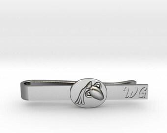 Zodiac Tie Clip