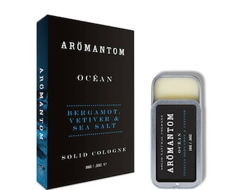 Ocean – Solid Cologne - Aromantom