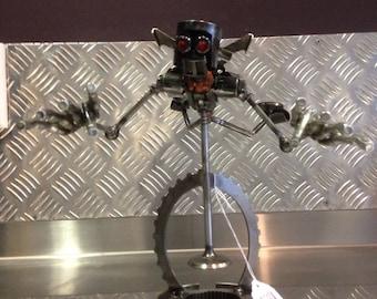 Ralph the flying bot