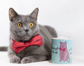 Cup Romeo, put a cat in your life.