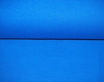 BIO - rib tubular finely ribbed, Royal Blue