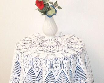 Скатерть круглая  Tablecloth round