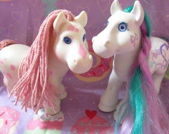 Cabbage Patch Kids Pony Magic Meadow Ponies Crimp n' Curl Lipstick Surprise