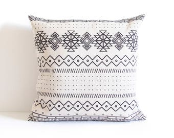 Aztec Pillow Cover, Bohemia Pattern Pillow Cover, Pillow Covers, Throw Pillow, Boho Cushion Cover, Decorative Pillow Cover