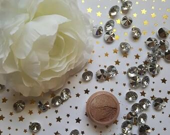 Shade Beauty Mist Metallic Light Pink Mineral Eyeshadow Pigment, Pink Eyeshadow, Shimmery Eyeshadow, Eyeshadow PIgment, Loose Eyeshadow