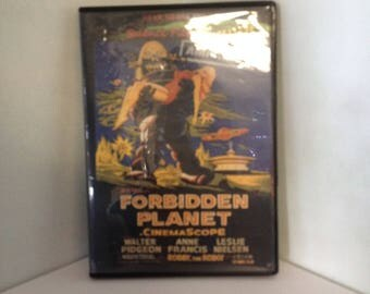 Forbidden Planet (1956) Science Fiction DVD