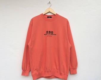 Vintage MICHIKO LONDON Sport Sweatshirt