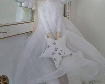 Doll TILDA my Angel 66 cm
