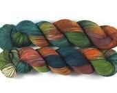 Drachenstein - MAIA, 100% Merino superwash - 400m/100g - hand dyed yarn