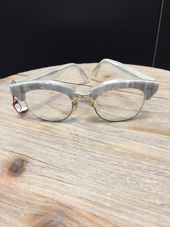 Vintage 1986 LA Eyeworks Gigantor Style Frames