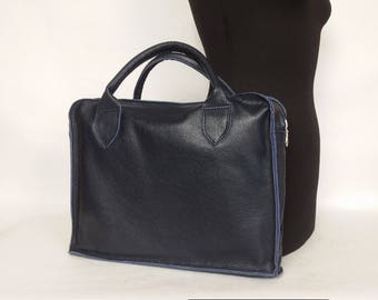 Leather bag,Back pack,Rucksack leather,  Leather pouch, Leather boc