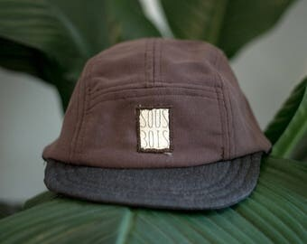 The GrizzlyBear - SummerCollection2017 - Handmade 5 panel hats/caps