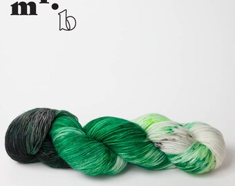 Green Lantern Sock Yarn
