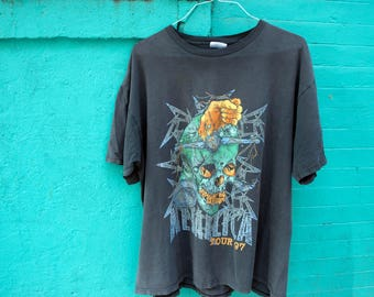 1997 Metallica Tour Shirt