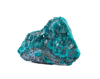 Dioptase with Shattuckite from Kaokoveld, Namibia 15