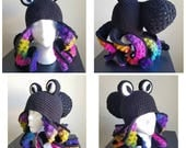 OCTOPUS Beanie crochet pattern by Muse Version 1