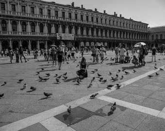 Photo of Piazza San Marco in Venice, Italy