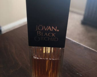 Vintage Black Orchid by Jovan