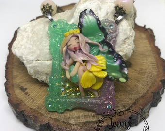 Necklace with Fairy
