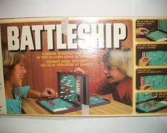 "Vintage 1978  ""Battleship"" Board Game - Milton Bradley ,Complete"