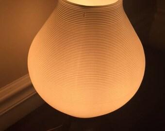 Vintage Atomic Beehive Lamp Mid Century Modern
