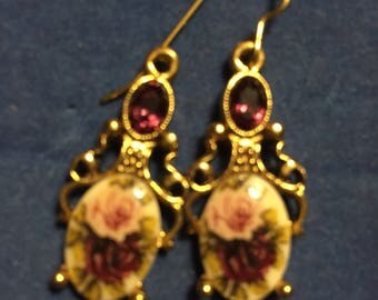 1928 Jewelry Manor Earrings